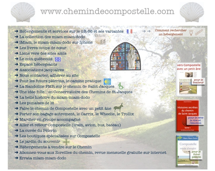 Chemindecompostelle