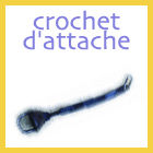 Crochet d'attache