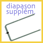 Diapason supplementaire