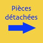 Pieces détachées