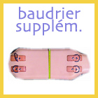Baudrier supplementaire