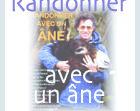 Livre Randonner avec un âne de Jacques Clouteau