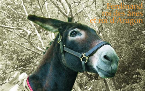 Ferdinand, l'âne globe-trotter