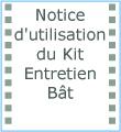 Icône notice utilisation Kit entretien bât F