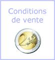 Icône Conditions de Vente F