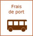 Icône Frais de Port F