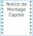 Icône notice de montage Capote F