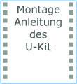 Icône notice de montage Kit U D